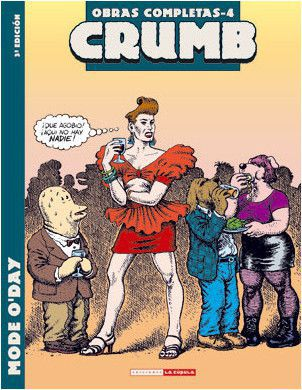 comics mexico Robert crumb 5