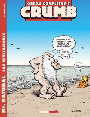 comics mexico Robert crumb 6