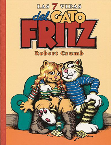 comics mexico Robert crumb 7