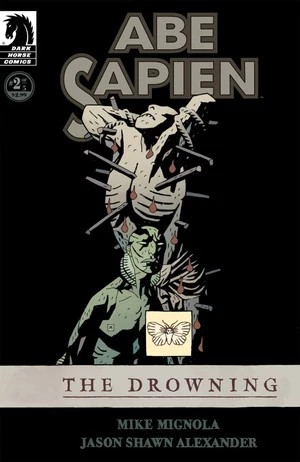 ABE SAPIEN,THE DROWNING VOL. 2