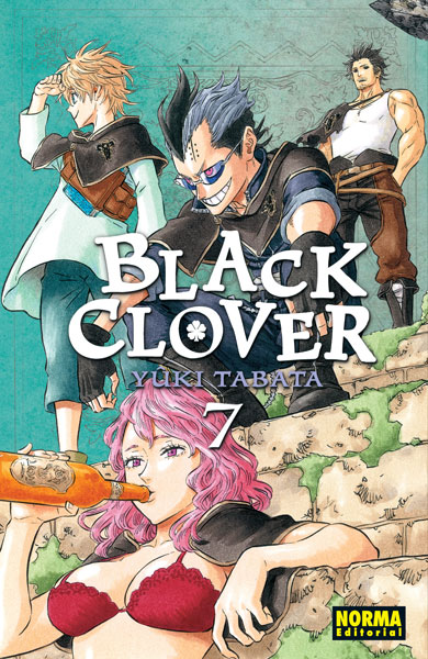 BLACK CLOVER VOL.07