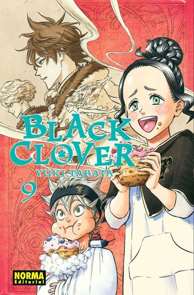 BLACK CLOVER  VOL.09