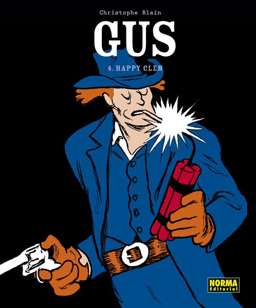 GUS VOL.04 HAPPY CLEM